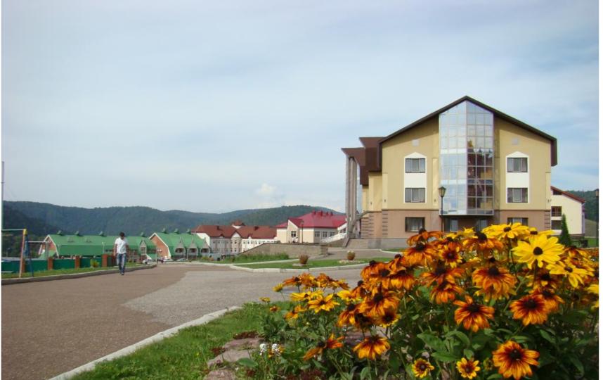 """Гордость санатория """"Ассы"""" – своя минеральная вода. Фото assy-rb.ru"""