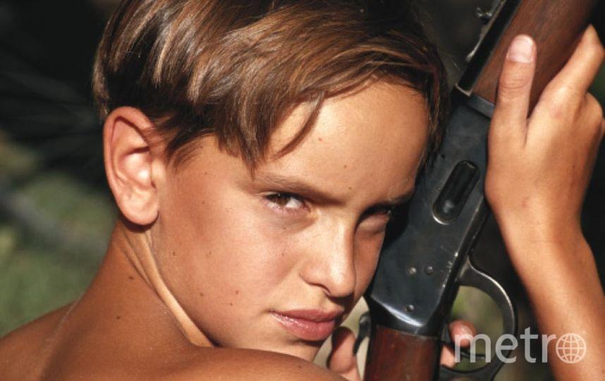В Саратовской области мальчик выстрелил в 4-летнюю сестру. Фото Getty