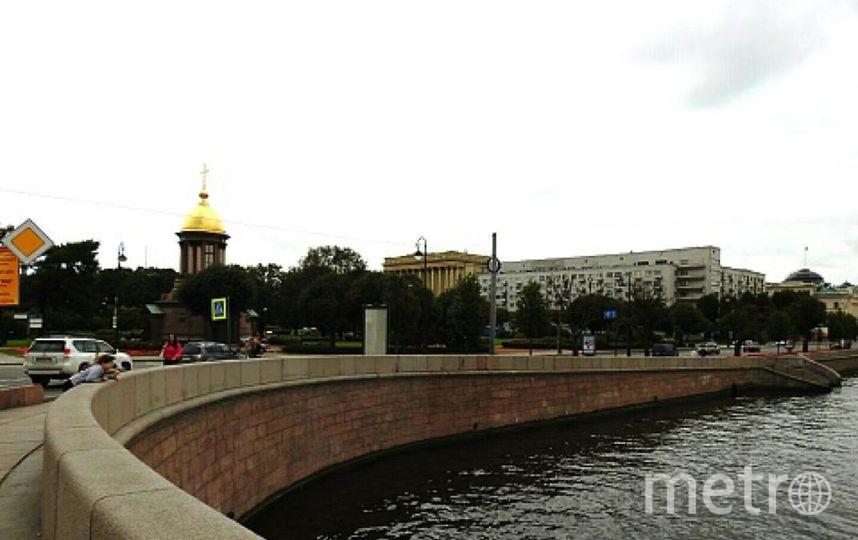 ВПетербурге рабочая неделя начнется сусиления ветра