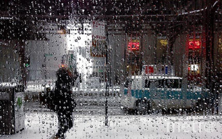 На Петербург надвигаются ветер и дожди. Фото Getty