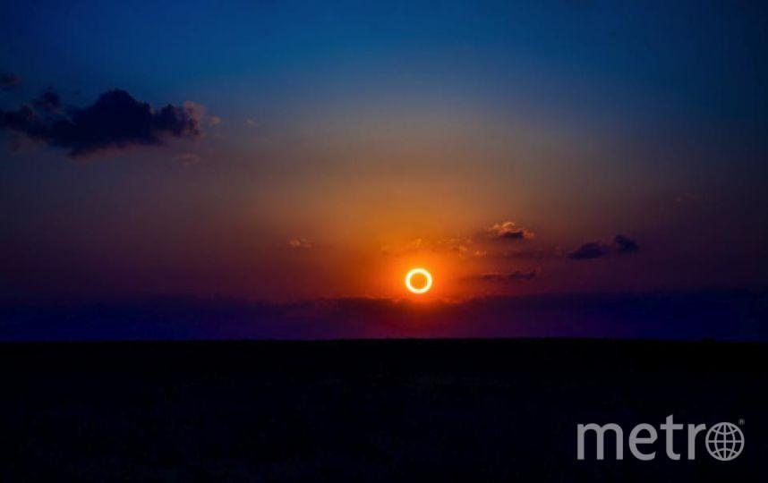 Астрономическое явление произойдет 21 августа 2017 года. Фото Getty