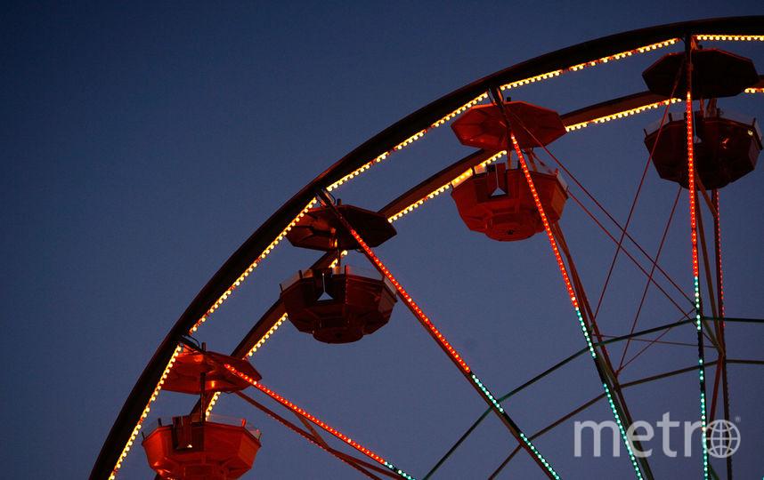 Колесо обозрения. Фото Getty