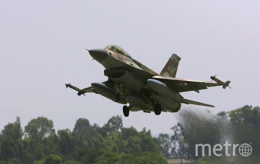 ВВС Израиля. Фото Getty