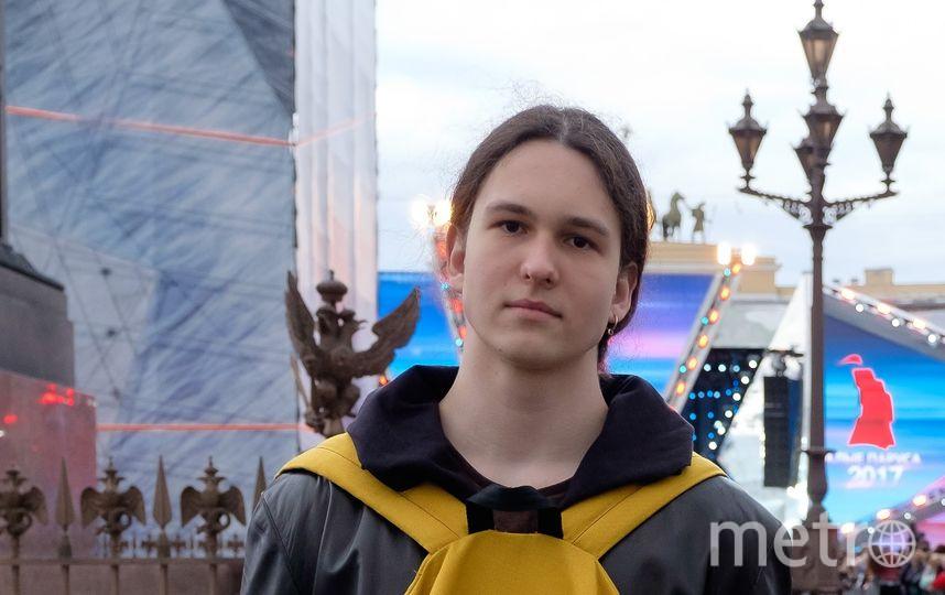 Антон Шилов, выпускница - 2017.