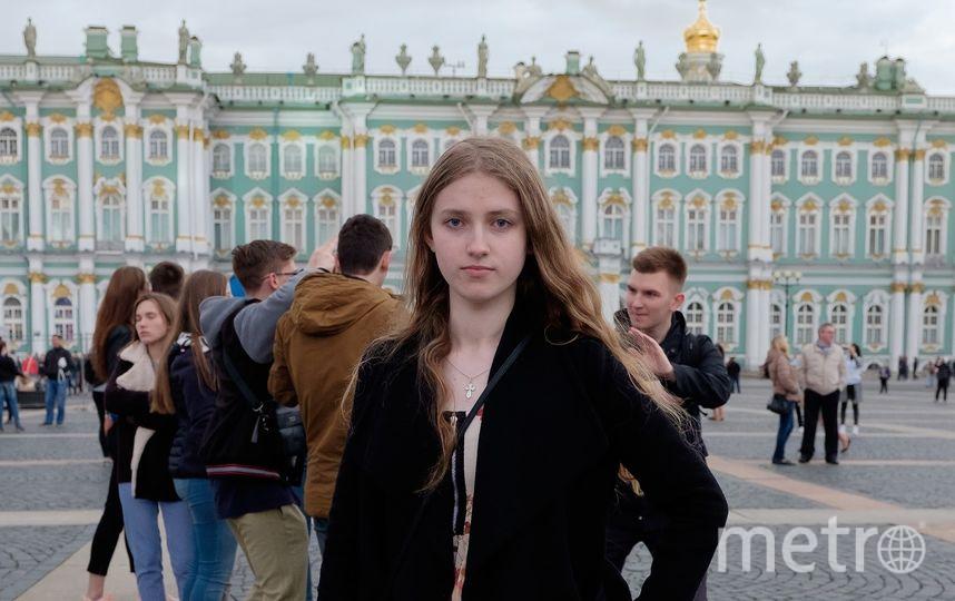 Елизавета Новикова, выпускница - 2017.
