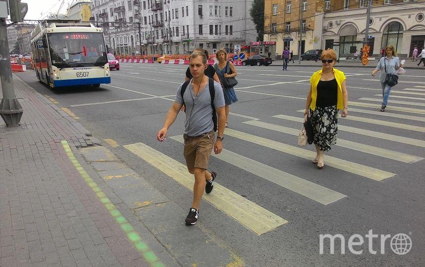 """Более 160 импульсных светофоров установят в Москве. Фото Василий Кузьмичёнок, """"Metro"""""""