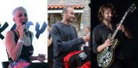 Брэд Питт, Брэдли Купер, Дэвид Бекхэм посетили фестиваль в Гластонбери