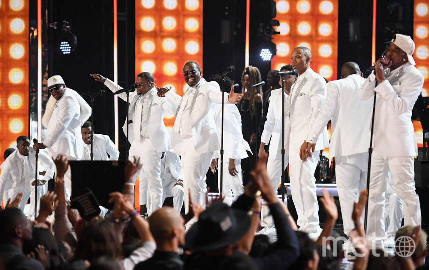 2017 BET Awards. Фото Getty
