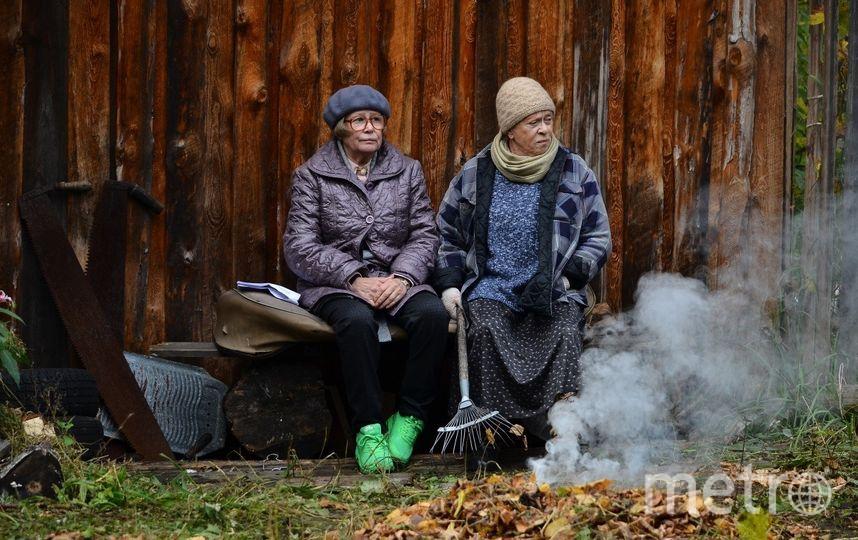 Марина Неёлова и Алиса Фрейндлих. Фото Кадр из фильма.