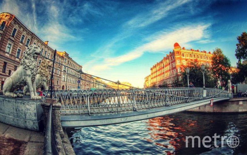На Петербург может обрушиться ураган, сильнее московского. Фото Getty