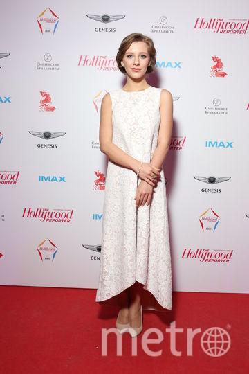 Лиза Арзамасова. Фото Пресс-служба «The Hollywood Reporter. Российское издание».