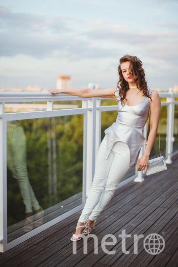 Катерина Шпица. Фото Пресс-служба «The Hollywood Reporter. Российское издание».