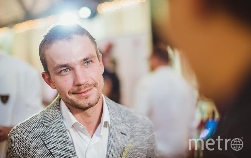Александр Петров. Фото Пресс-служба «The Hollywood Reporter. Российское издание».