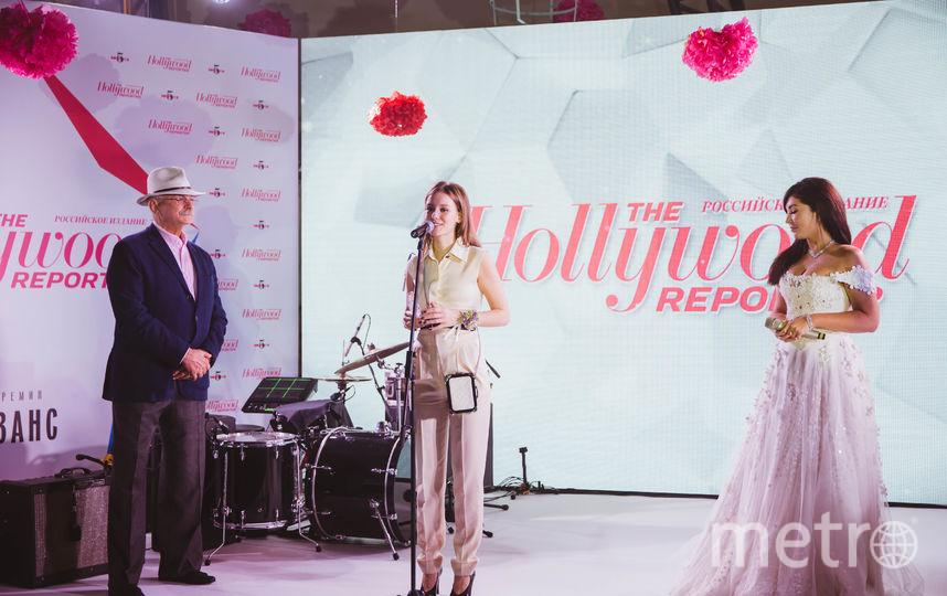 Ирина Старшенбаум. Фото Пресс-служба «The Hollywood Reporter. Российское издание».
