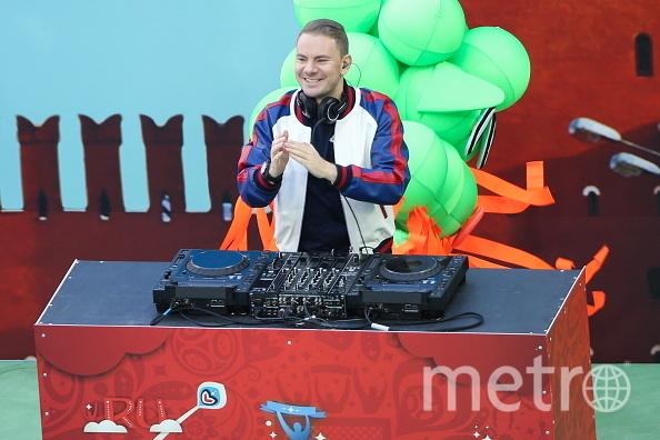 DJ Smash. Фото Getty