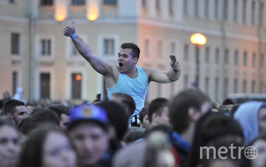 "Алые паруса - 2017. Фото Святослав Акимов, ""Metro"""