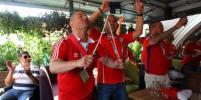 Чилийские фанаты полюбили Москву