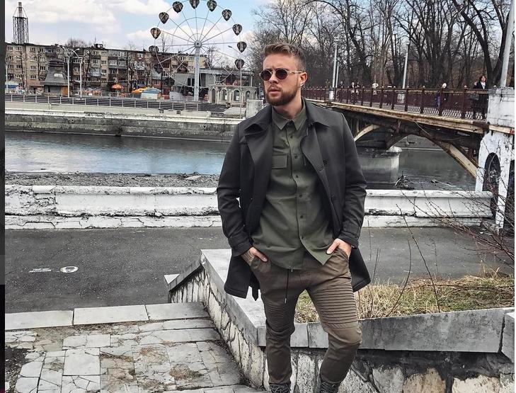 Егор Крид - фотоархив.