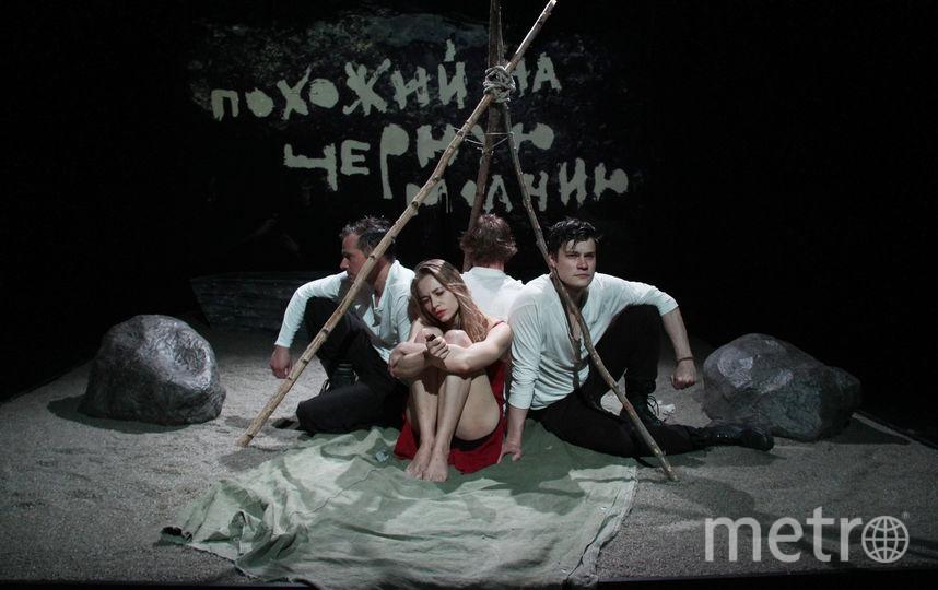 """Спектакль """"Мальва"""". Фото Екатерина Цветкова"""