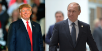В мире больше доверяют Путину, чем Трампу