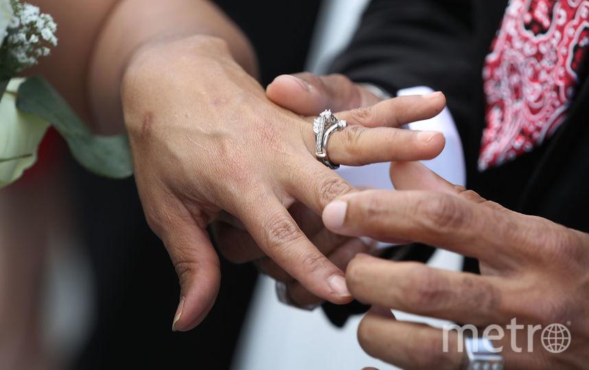 Свадьба. Фото Getty