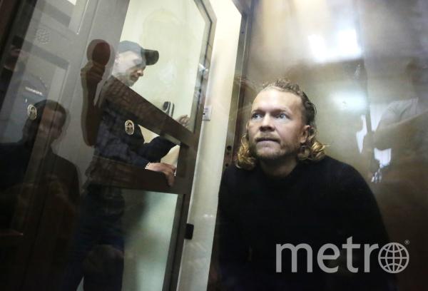 """Издатель журнала """"Флирт"""" Дмитрий Зяблицев. Фото РИА Новости"""
