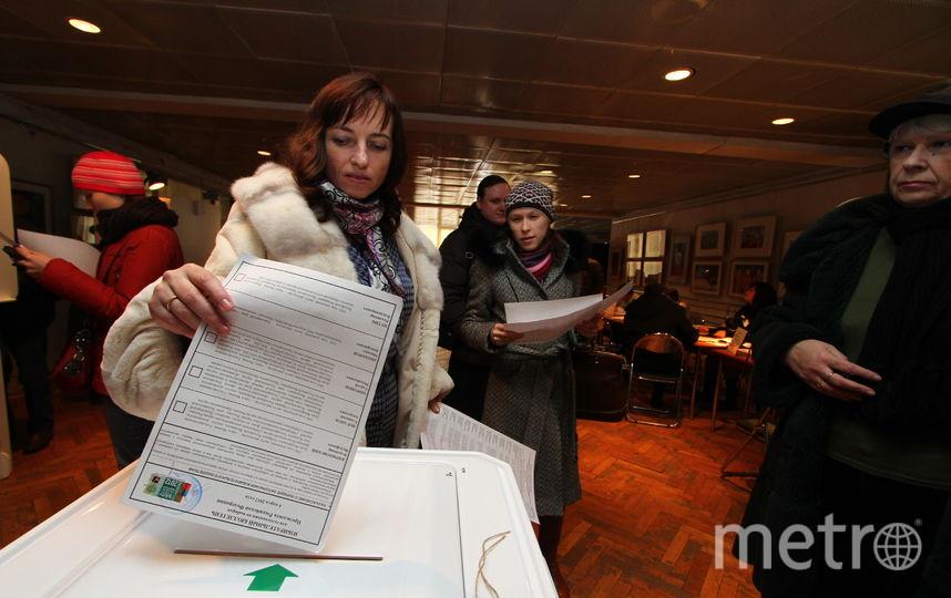 «ЕР» просит Собянина усилить гражданский контроль вЕдиный день выборов