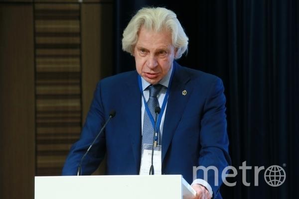 Генри Резник. Фото РИА Новости