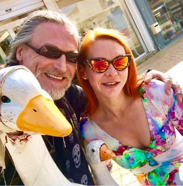 Никита Джигурда и Марина Анисина. Фото Instagram Никиты Джигурды