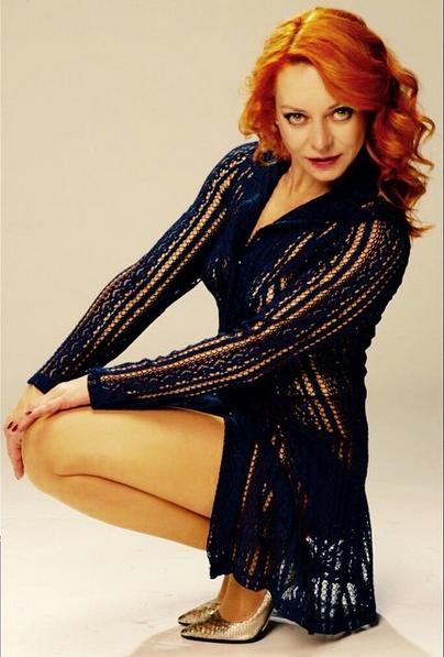 Марина Анисина. Фото Instagram Никиты Джигурды