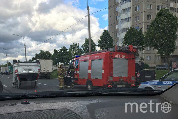 ДТП и ЧП | Санкт-Петербург | vk.com/spb_today. Фото Анатолий Смутовской, vk.com
