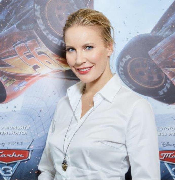 Елена Летучая - фотоархив.