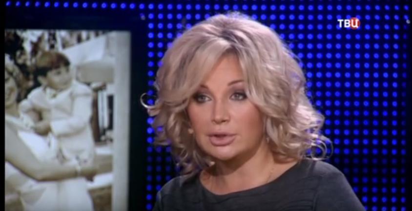 СМИ: Любовь Вороненкова к Максаковой – ложь. Фото Скриншот Youtube