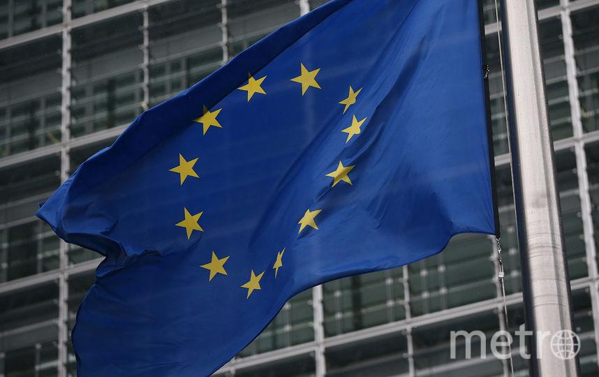 Флаг Евросоюза. Фото Getty