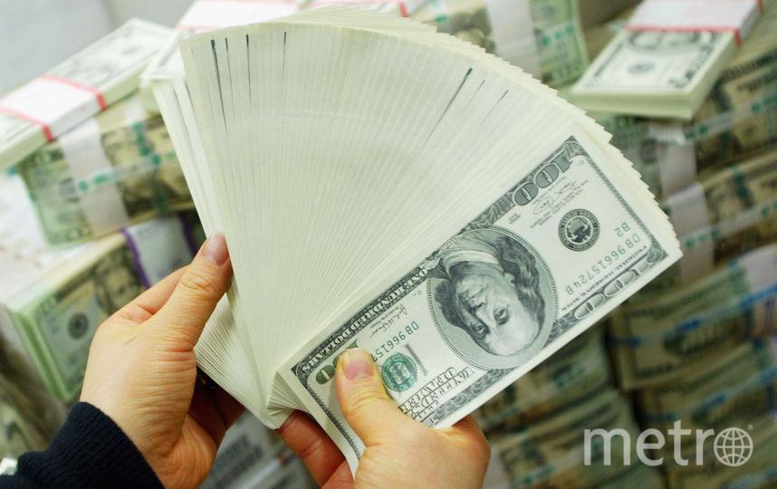 Доллары США. Фото Getty