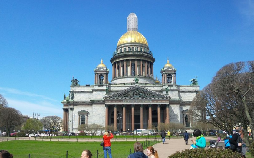 ЗакС проголосовал против реферундума по Исаакиевскому собору. Фото Metro