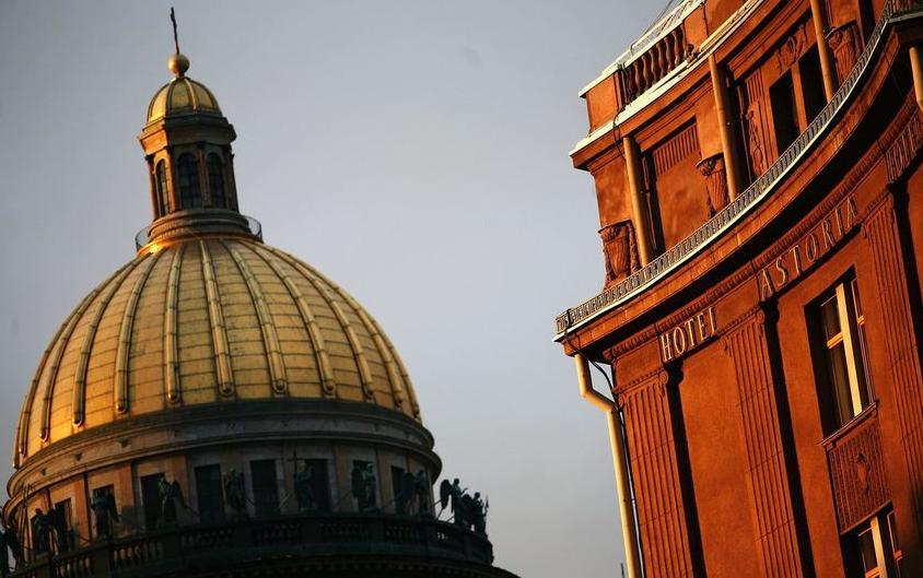 ЗакС проголосовал против реферундума по Исаакиевскому собору. Фото Getty