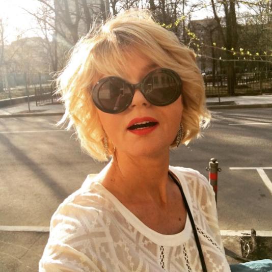 Юлия Меньшова. Фото Instagram Юлии Меньшовой