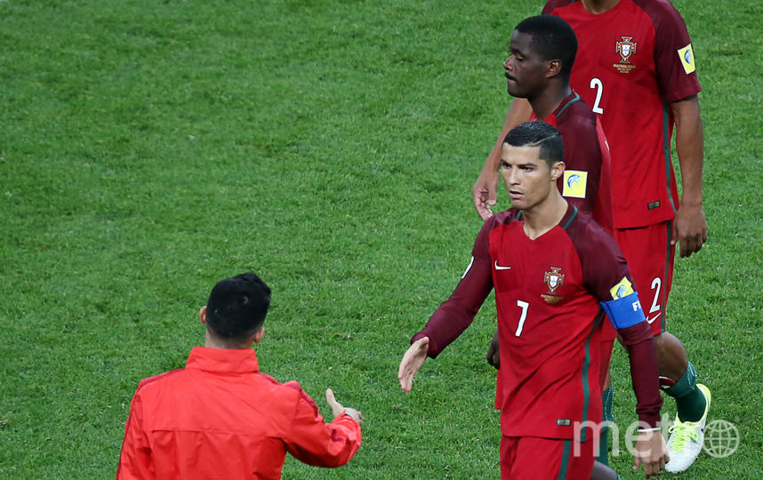 Кадр с матча. Фото AFP