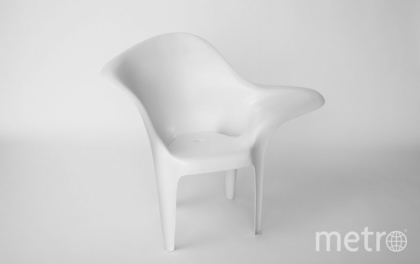 Кресло Stefan Legner, Monochaise.