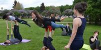 Как активно провести лето в Петербурге: подборка спортивных занятий в городе