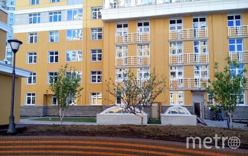 "ЖК ""Лондон Парк"". Фото www.l1-stroy.ru"
