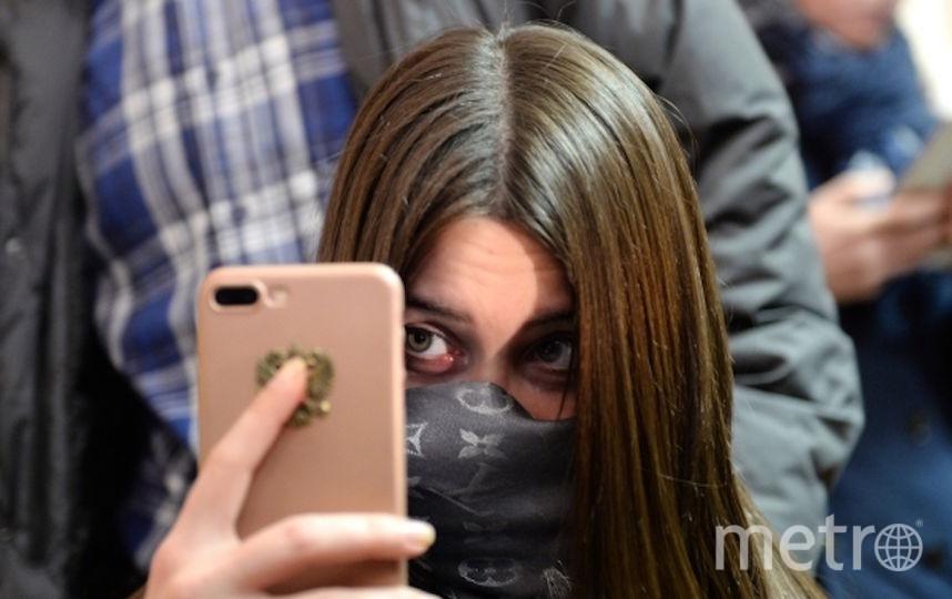 Стритрейсершу Мару Багдасарян арестовали на шесть суток. Фото РИА Новости