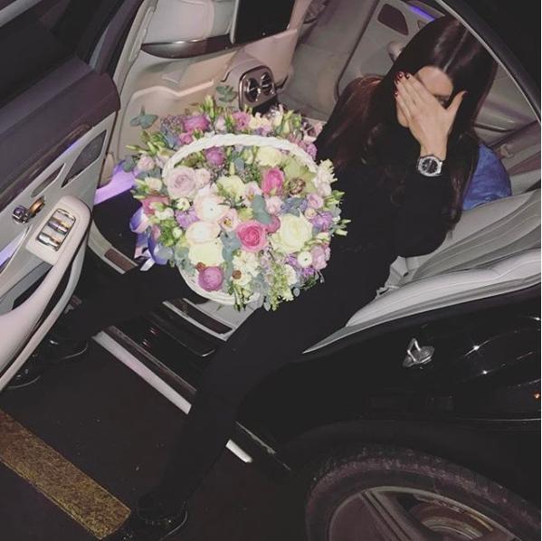Стритрейсершу Мару Багдасарян арестовали на шесть суток. Фото instagram.com/maraa049/?hl=ru.