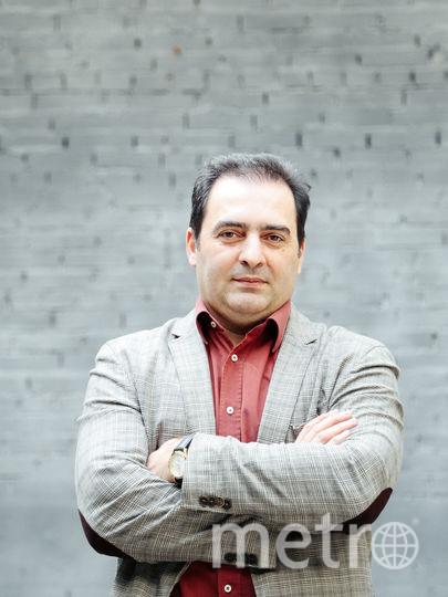 Вадим Каспаров.