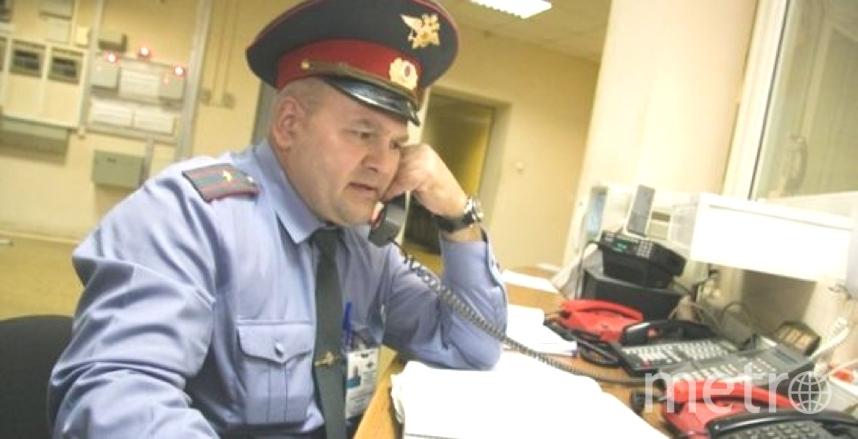Полиция ищет петербуржца.