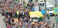 Мощи Николая Чудотворца в Москве: Время ожидания в очереди увеличилось до 10 часов