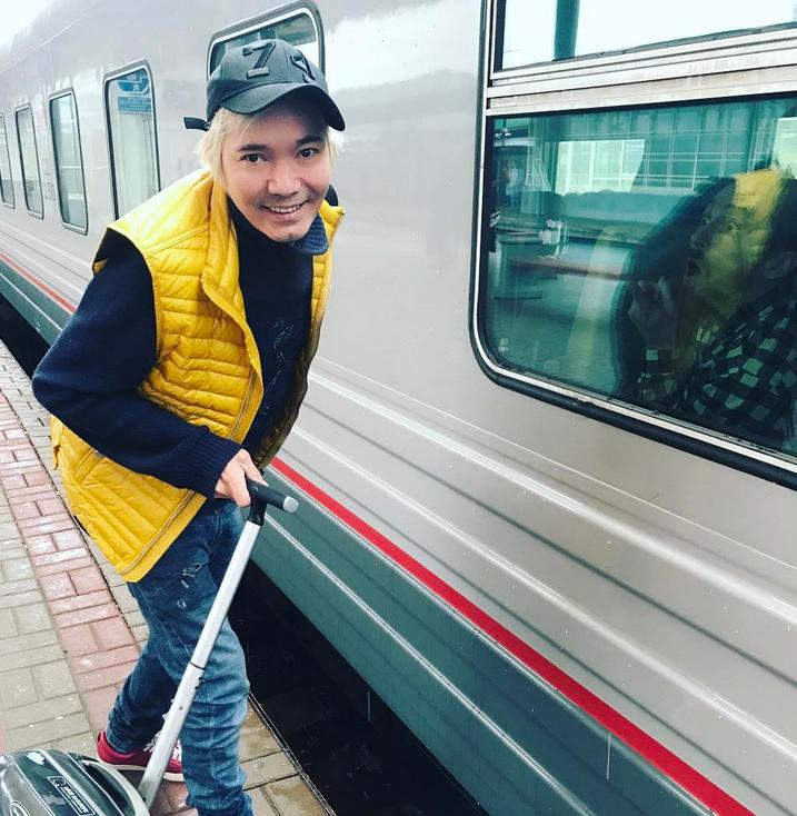 Олег Яковлев - фотоархив.