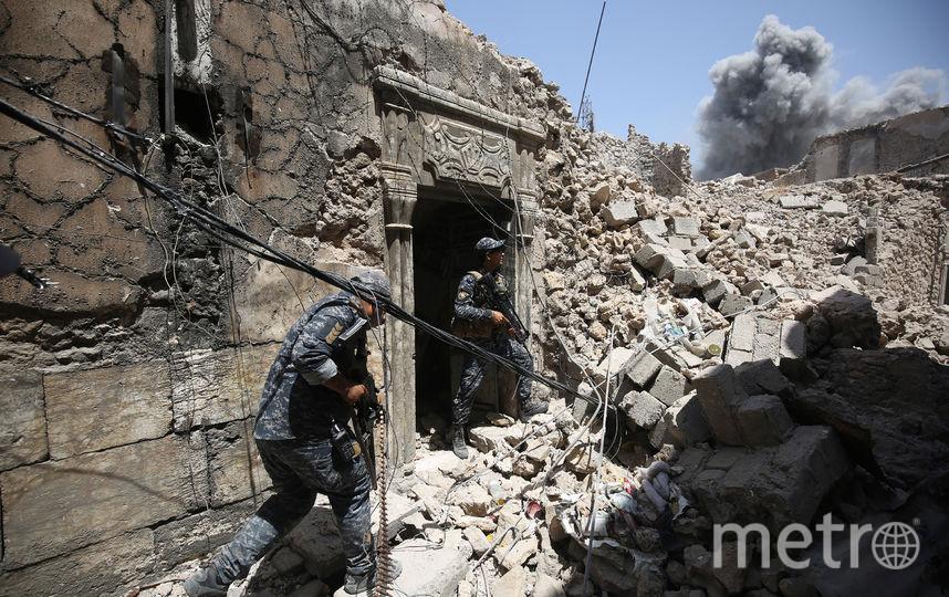 Мосул. Фото AFP