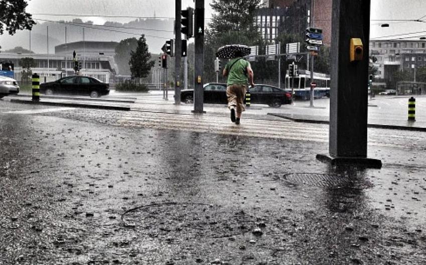 В Петербурге ждут усиление ветра и дожди. Фото Getty